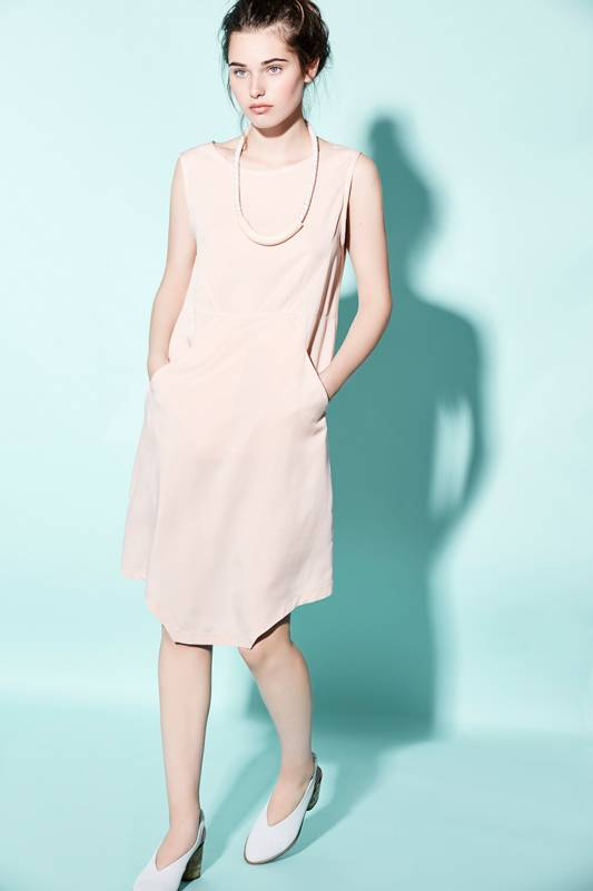 Eve Gravel Eve Gravel Rose Dress w/ Pockets