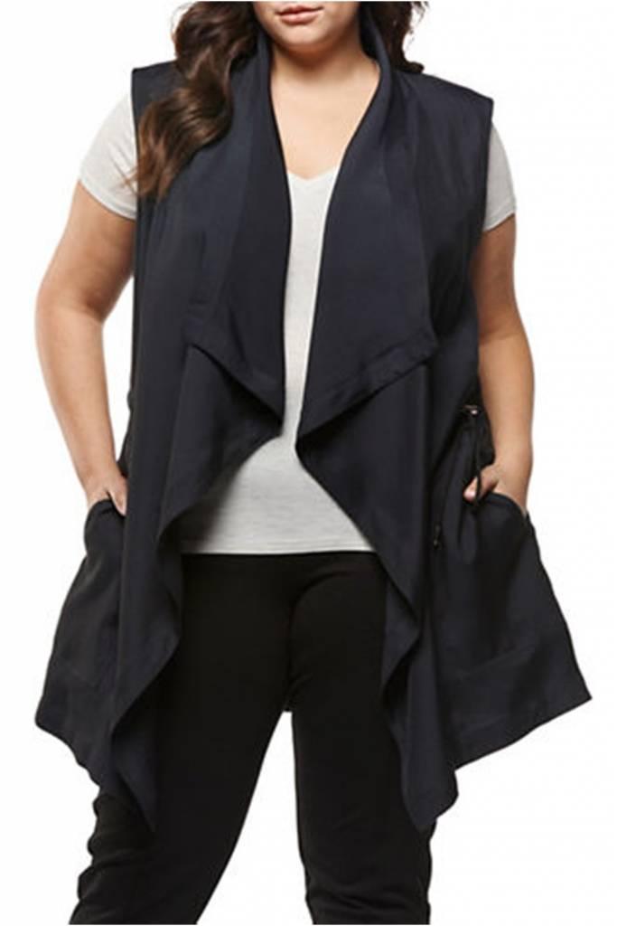DEX Dex Black Flyaway Vest