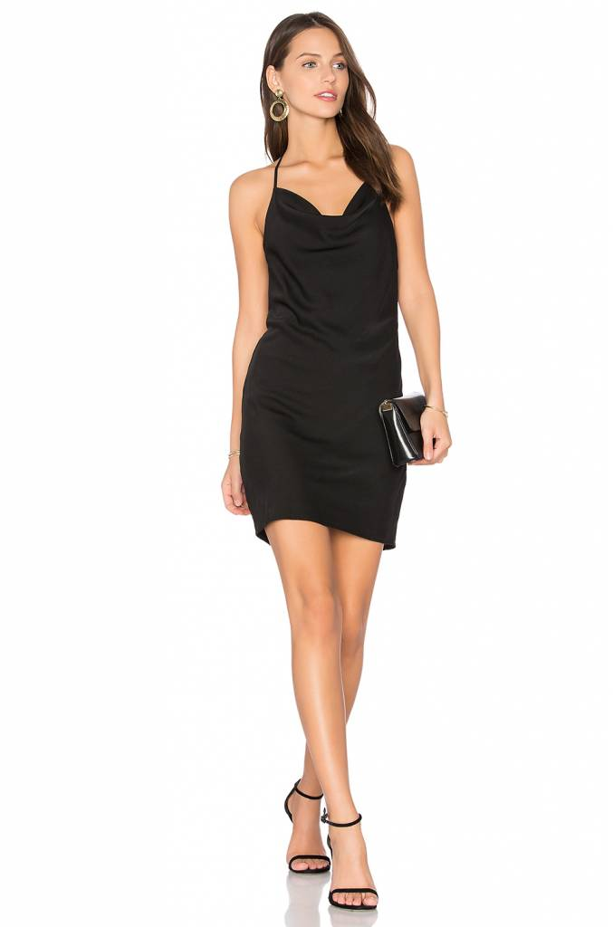 WYLDR WYLDR 'Superstitious' Black Dress