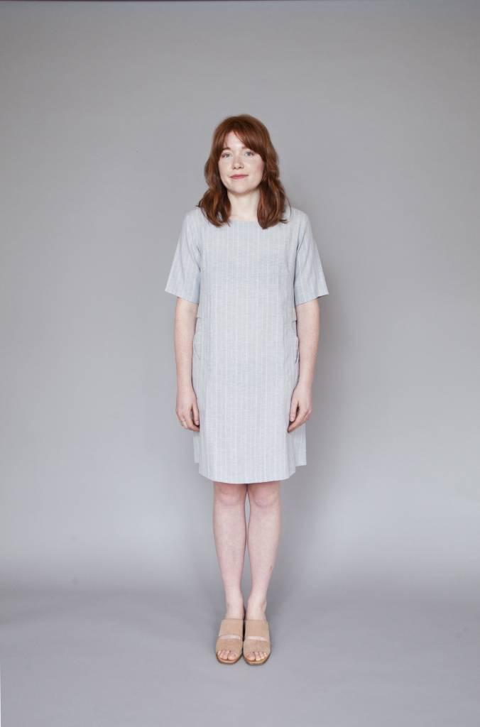 Jennifer Glasgow Jennifer Glasgow Variation Blue Dress