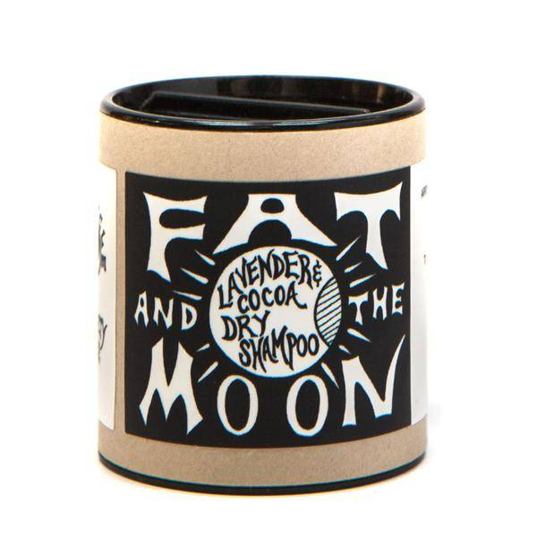 Fat And The Moon Fat and the Moon Lavender/Cocoa Dry Shampoo