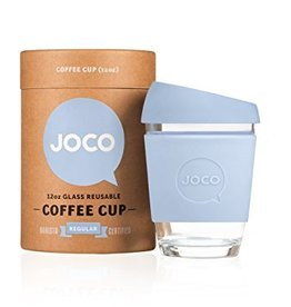 JOCO JOCO 12oz Reusable Glass Cup