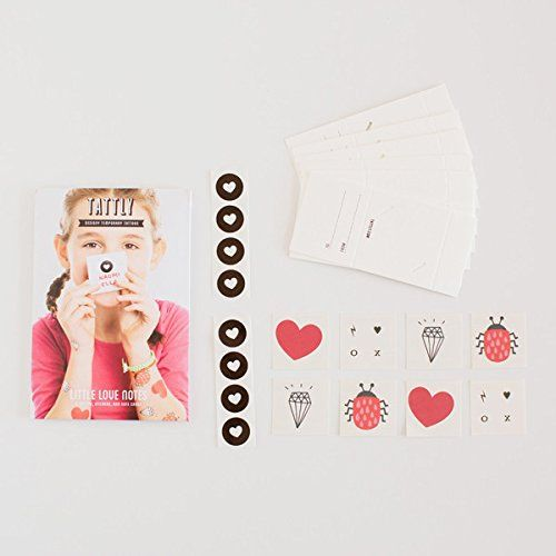 Tattly Tattly Little Love Notes