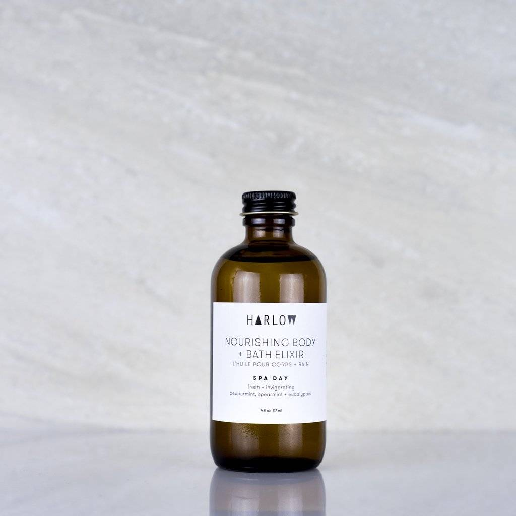 "Harlow Skin Inc. Harlow - Body + Bath Elixir ""Spa Day"""