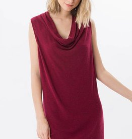 Z Supply Z Supply - Dark Ruby 'Brooklyn' Dress