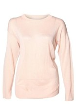 DEX Dex - Blush Rose Lightweight L/Slv Sweater