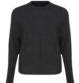 Black Tape Black Tape - Black Batwing Rib Sweater