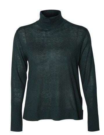 Black Tape Black Tape - Fine Gauge Turtleneck Sweater