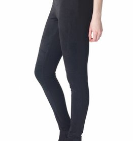 I Love Tyler Madison Tyler Madison - Duo Suede Riding Pant 'Touria'
