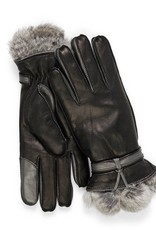 Brume Brume - Leather Pom Gloves
