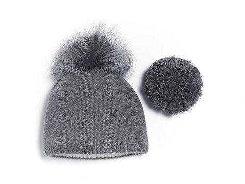 Brume Brume - Pom Hat w/ Gems
