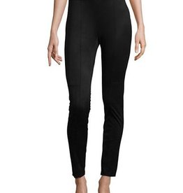 DEX Dex - Black Basic Suede Legging