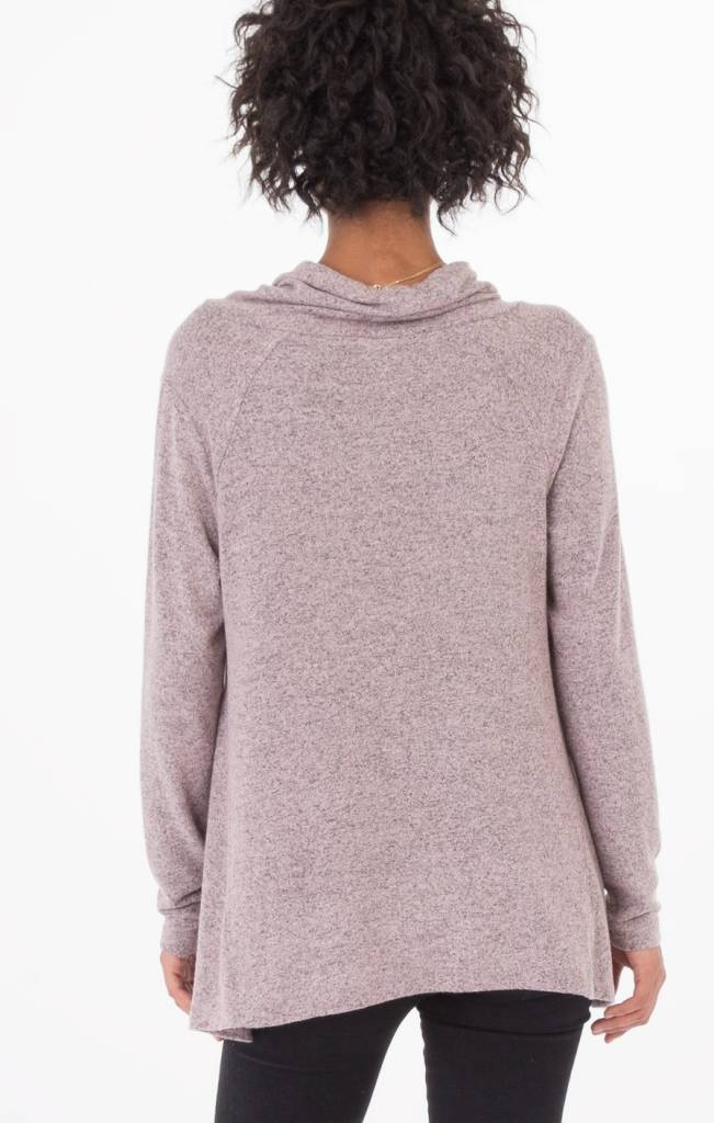 Z Supply Z Supply - Marled Cowl Neck Pullover Sweater