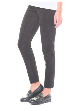 DEX Dex - Black Knit Pull-On Pant