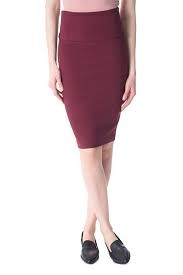 I Love Tyler Madison Tyler Madison - Scarlet Body Shaper Skirt