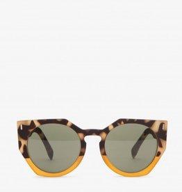 Matt & Nat Matt + Nat - Leopard Mix Sunglasses 'Mule'