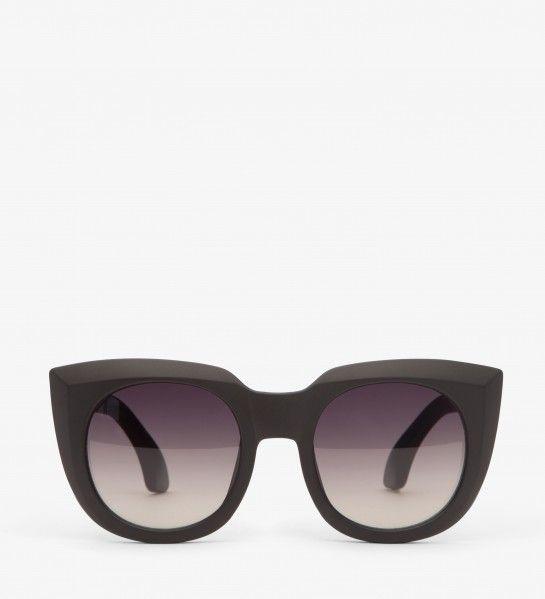 Matt & Nat Matt + Nat - Black Sunglasses w/ Bold Frame