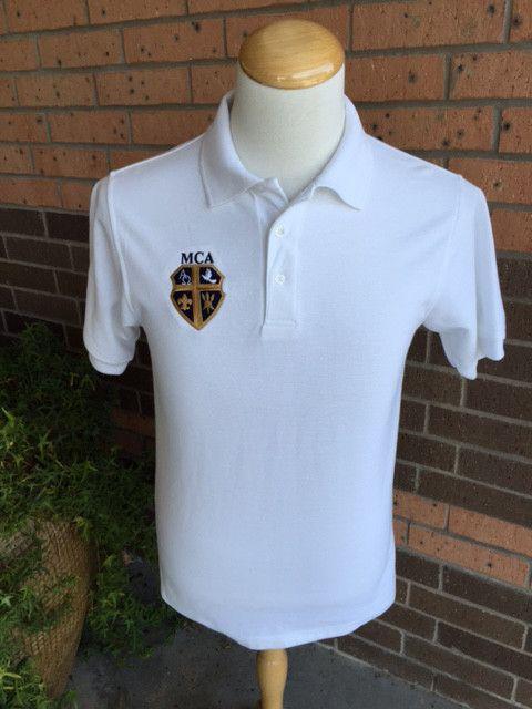 Elderwear Polo Short Sleeve - White -discontinued