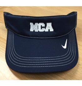 Nike MCA Visor-Navy