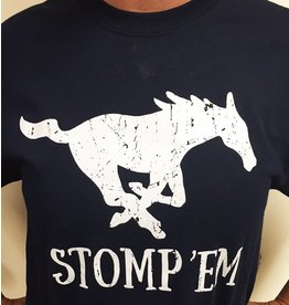 Gildan Stomp 'Em Stangs Shirt-Youth