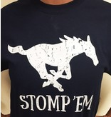 Gildan Stomp 'Em Stangs Shirt-Youth