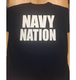 Gildan Navy Nation Tee