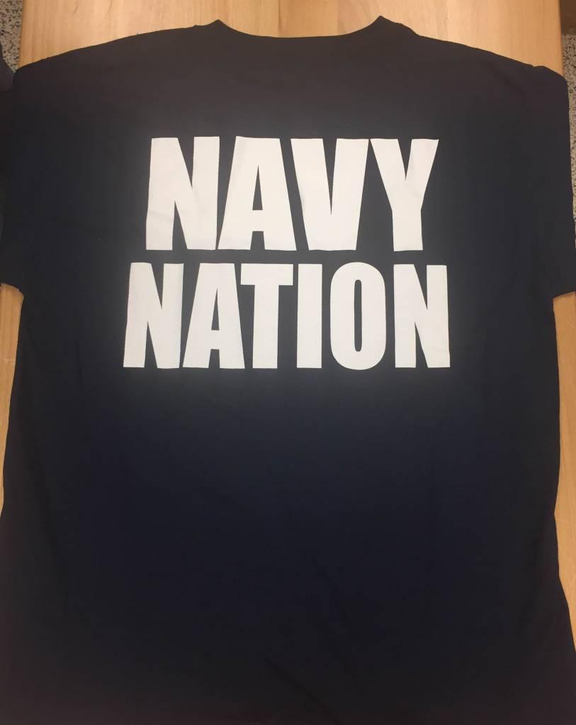 Gildan Navy Nation Tee