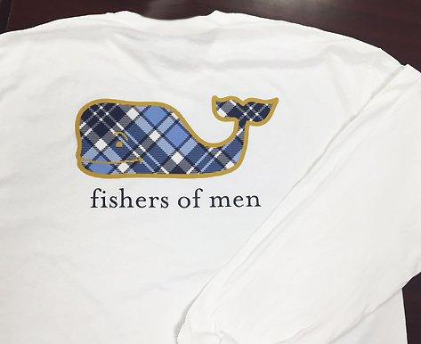 Gildan Whale Spirit Shirt L/S-Youth
