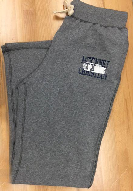 Blue84 MCA Sweatpants Gray-Blue84-Adult