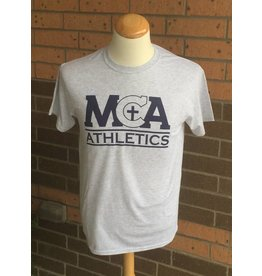 Gildan Athletic MS Only Cotton T-shirt Gray