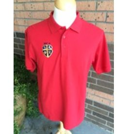 Elderwear Polo Short Sleeve - Red Youth