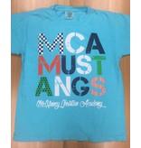 Comfort Colors 2016 Lagoon Blue Spirit Shirt