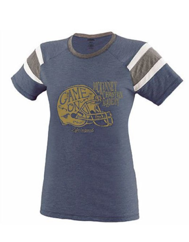 Augusta Football Fan T-shirt