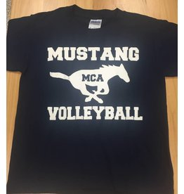 MCA T-Shirt Volleyball -discontinued