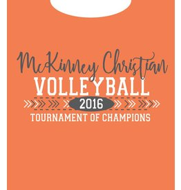 Gildan 2016 Vball Tourney Shirt-AS