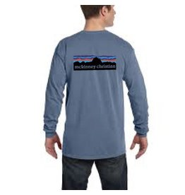 Comfort Colors Patagonia style L/S Spirit Shirt