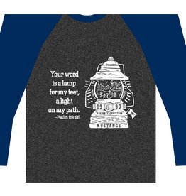LAT ADULT Raglan T-Shirt