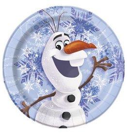 Unique ASSIETTES 7'' OLAF (8)