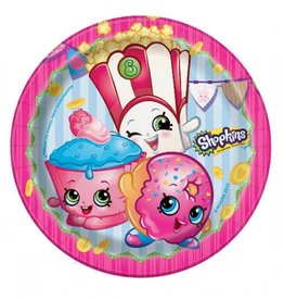 Unique ASSIETTES 7'' - SHOPKINS (8)