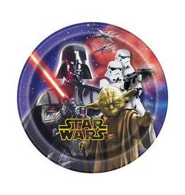 Unique ASSIETTES 7PO - STAR WARS (8)