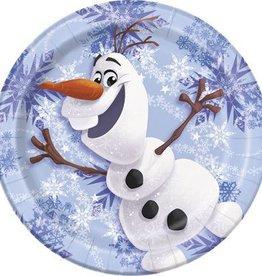 Unique ASSIETTES 9'' OLAF (8)