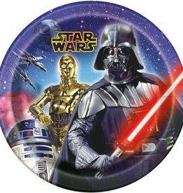 Unique ASSIETTES 9PO - STAR WARS (8)