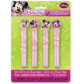 Unique BAGUETTES A BULLES MINNIE MOUSE