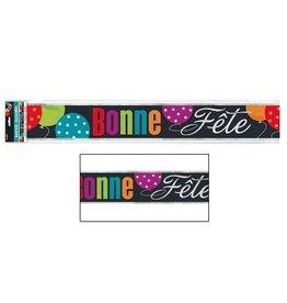 Unique BANNIÈRE - BONNE FÊTE