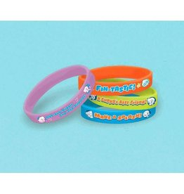 Amscan BRACELETS BUBBLE GUPPIES (4)