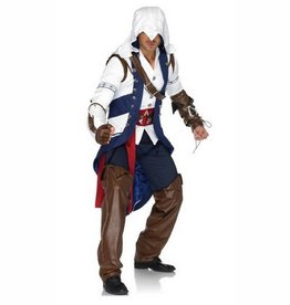 Leg Avenue COSTUME ADULTE CONNOR - ASSASSIN'S CREED III