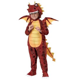 California Costumes COSTUME BAMBIN DRAGON CRACHEUR DE FEU