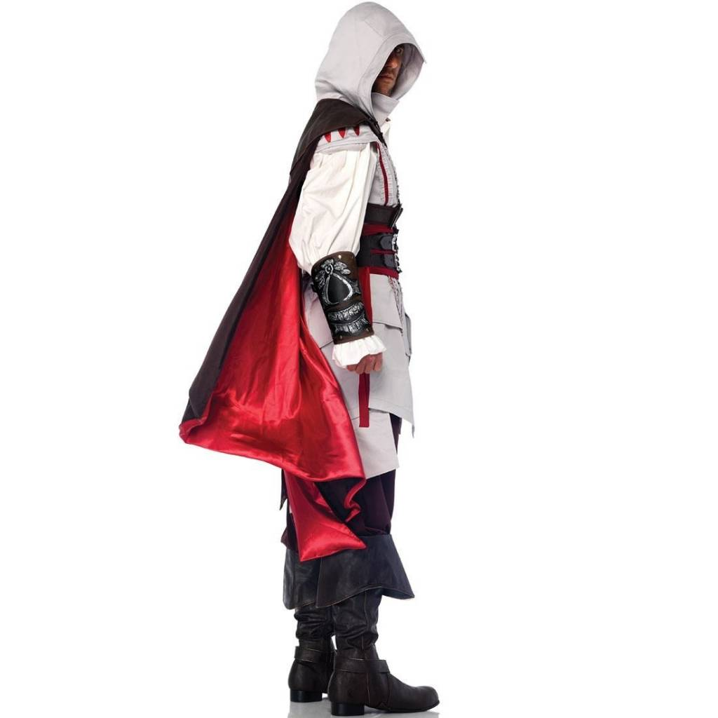 Leg Avenue COSTUME ADULTE EZIO - ASSASSIN'S CREED II