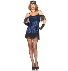 Leg Avenue COSTUME ADULTE CHARLESTON GATSBY