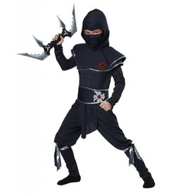 California Costumes COSTUME ENFANT GUERRIER NINJA